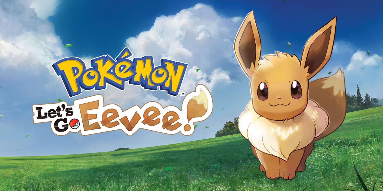 Pokemon: Let's Go Eevee Review