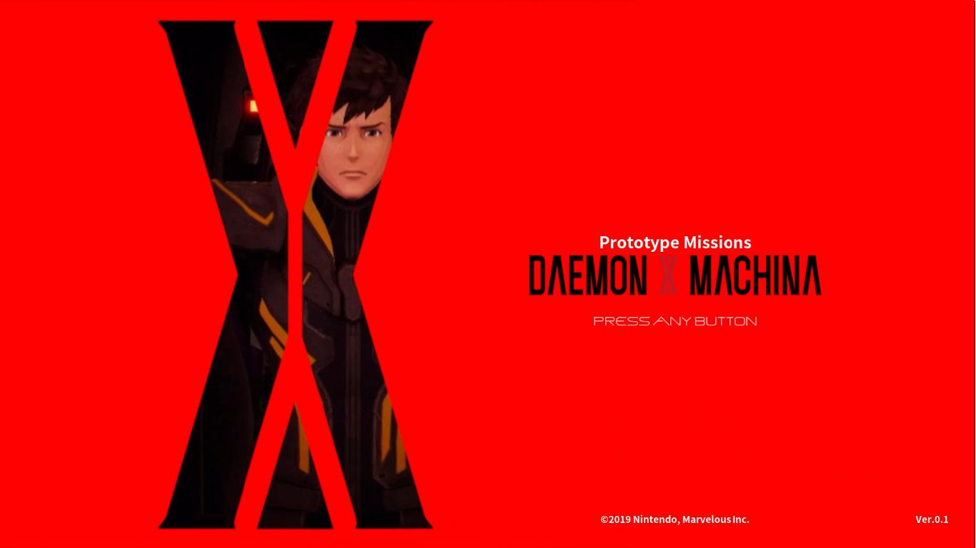 New Daemon X Machina Trailer