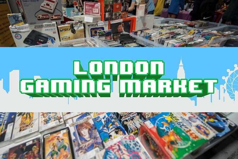 London Games Market.