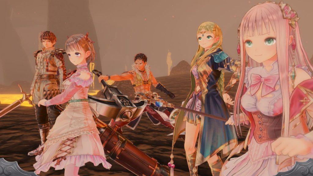 Atelier Laiza: The Queen of Eternal Darkness & The Secret Hideout.