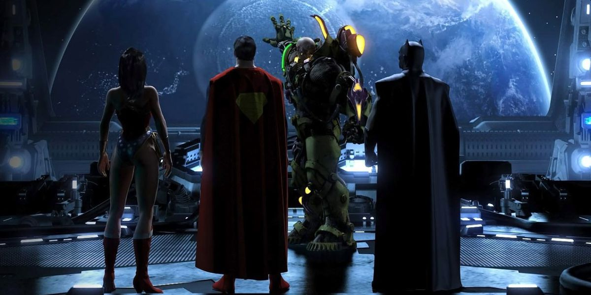 DC Universe Online Switch.