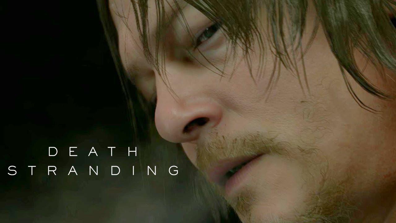Death Stranding Release Date.