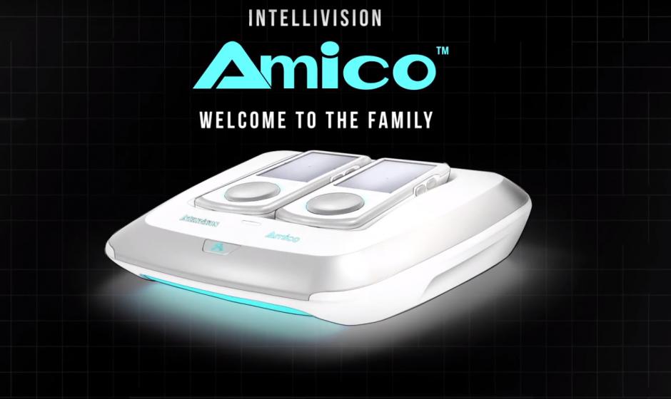 Intellivision Amico.