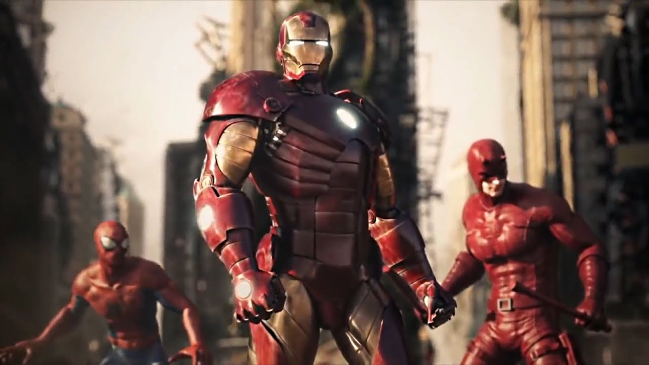 Square Enix's Marvel's Avengers.