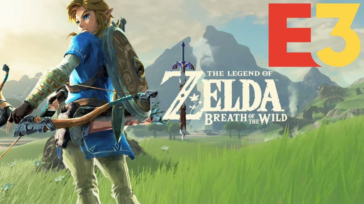 The Legend of Zelda Breath of the Wild 2.