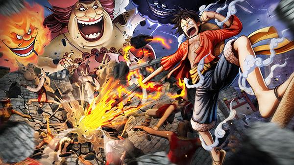 One Piece Pirate Warriors 4.