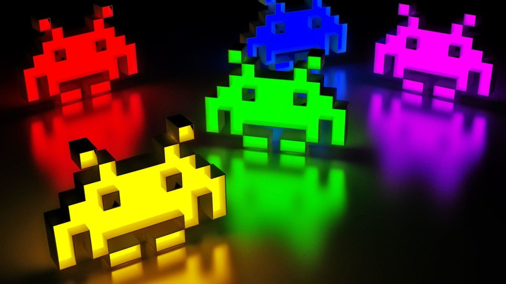Space Invaders Invincible Collection.