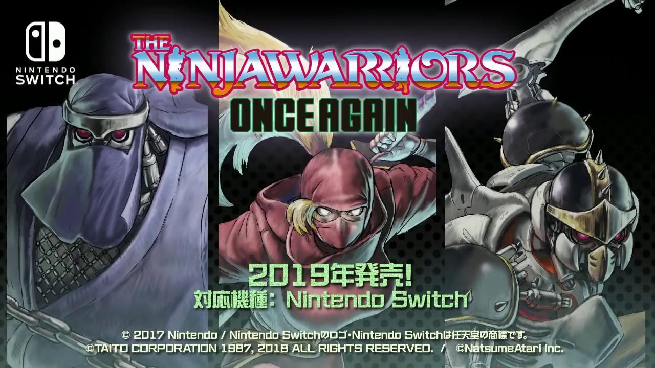 The Ninja Saviors: Return of the Warriors.