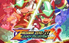 New Mega Man Zero/ZX Collection