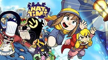 A Hat in Time to get a physical release on Nintendo Switch.