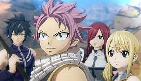 New Fairy Tail Trailer
