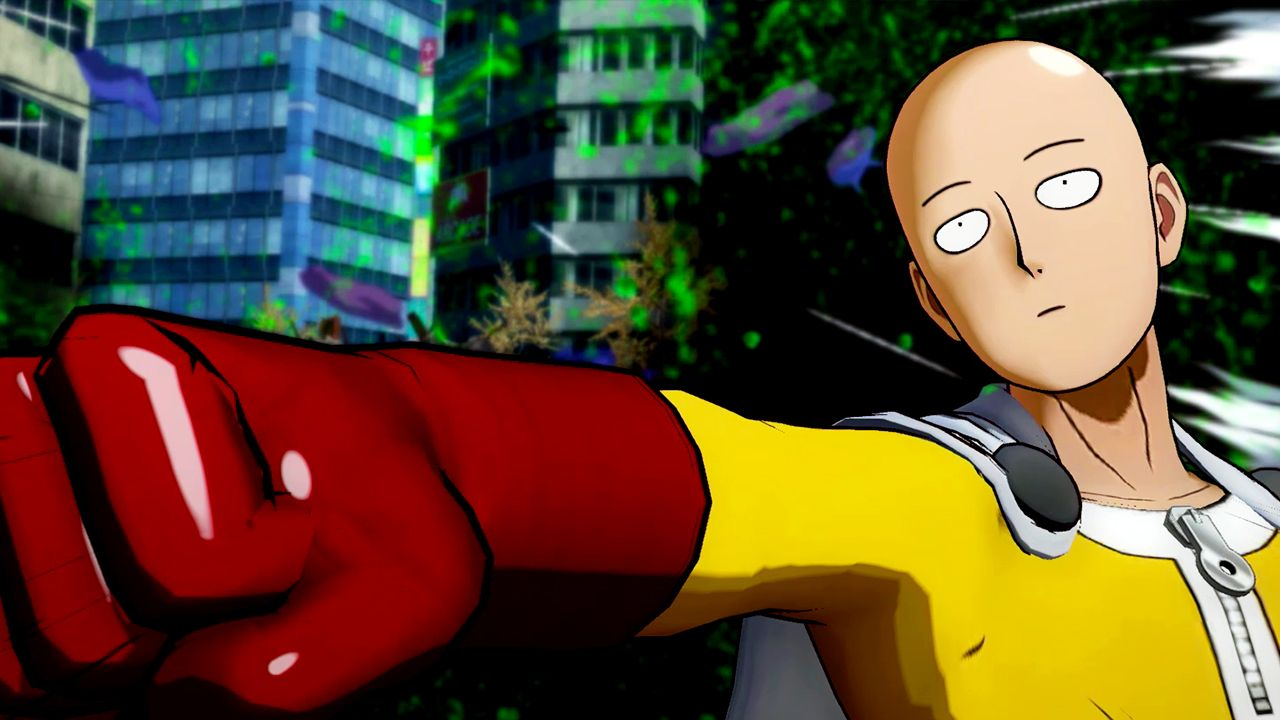 One Punch Man A Hero Nobody Knows.