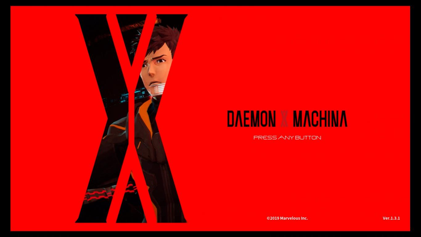 Daemon X Machina Switch Game Review