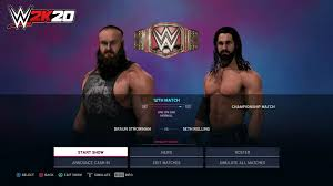 WWE 2K21 Cancelled to Battlegrounds