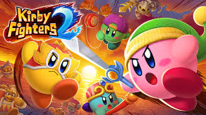 Kirby Fighters 2 Released