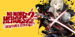 No More Heroes 1 & 2 Coming To PC?