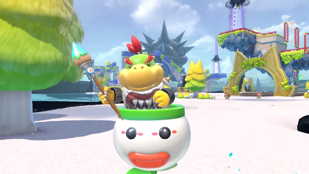 Mario 3D World + Bowser's Fury Trailer