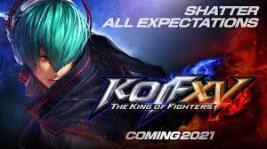 KOF VX Revealed
