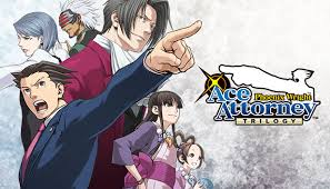 Games Including Ace Attorney Rated