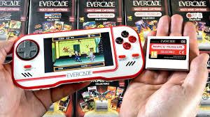 Evercade And Intellivision