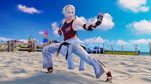Lidia Landing On Tekken 7 Today