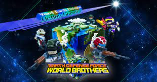 Earth Defence Force Saves The Rest Of The World In May