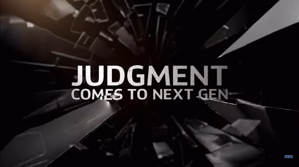 Judgement Trailer