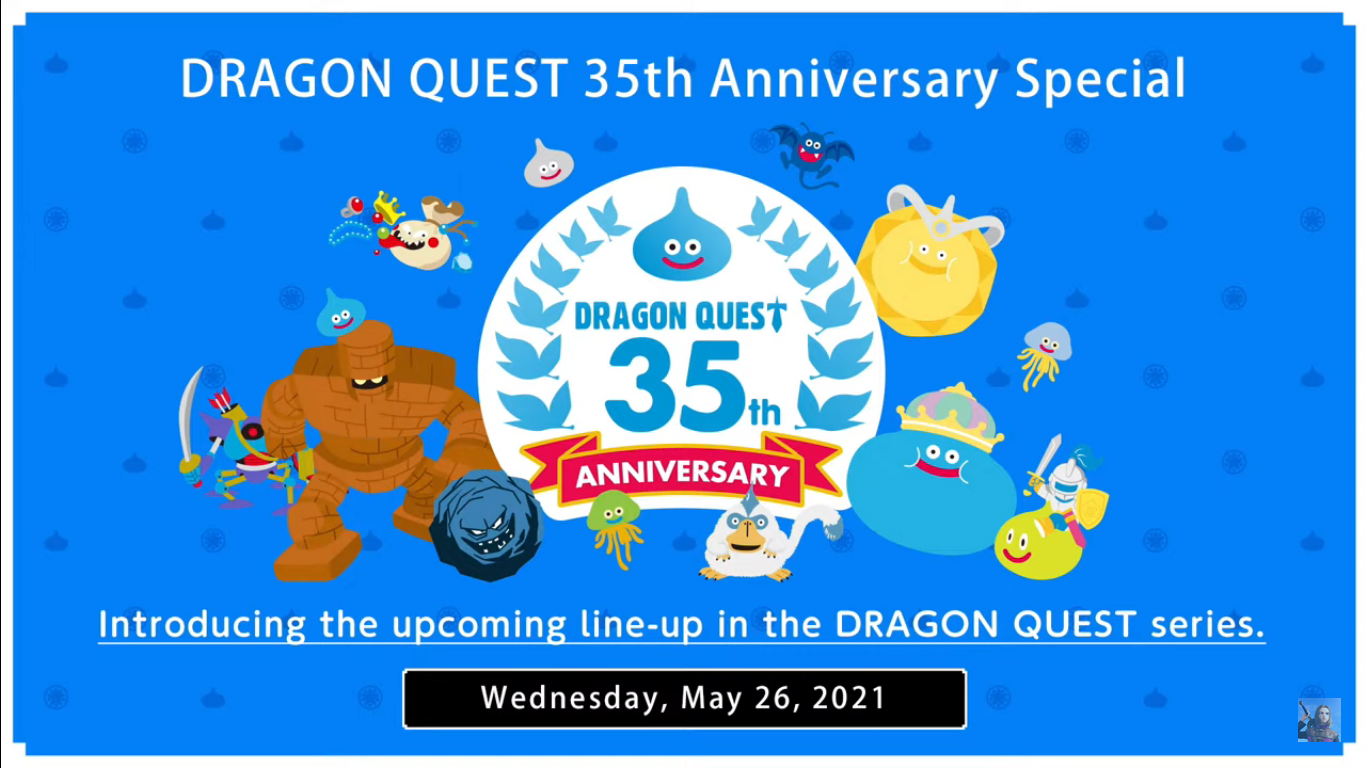 Dragon Quest 35th Anniversary Stream; What Was There