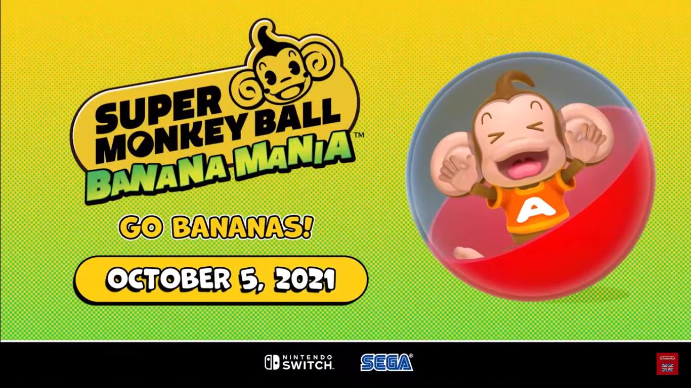 New Super Monkey Ball Trailer