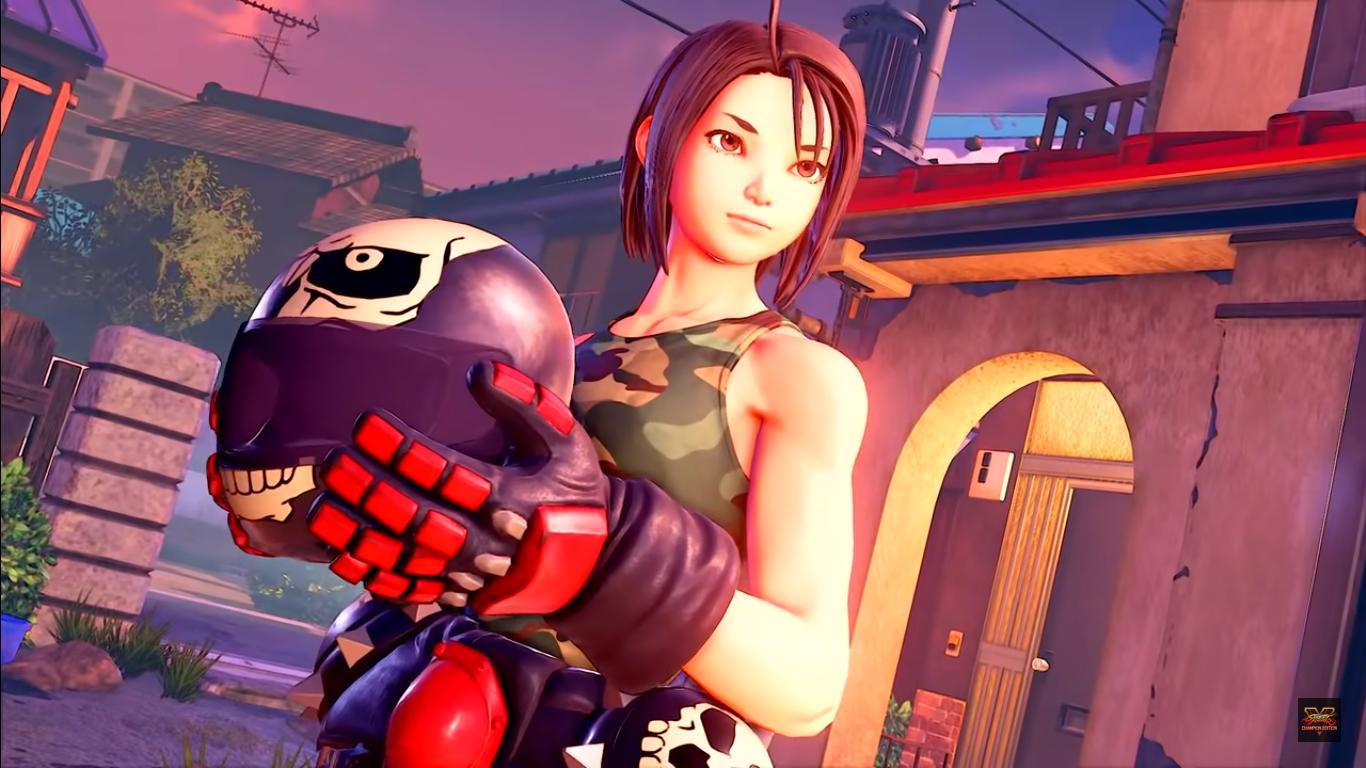 The Next Street Fighter 5 Update