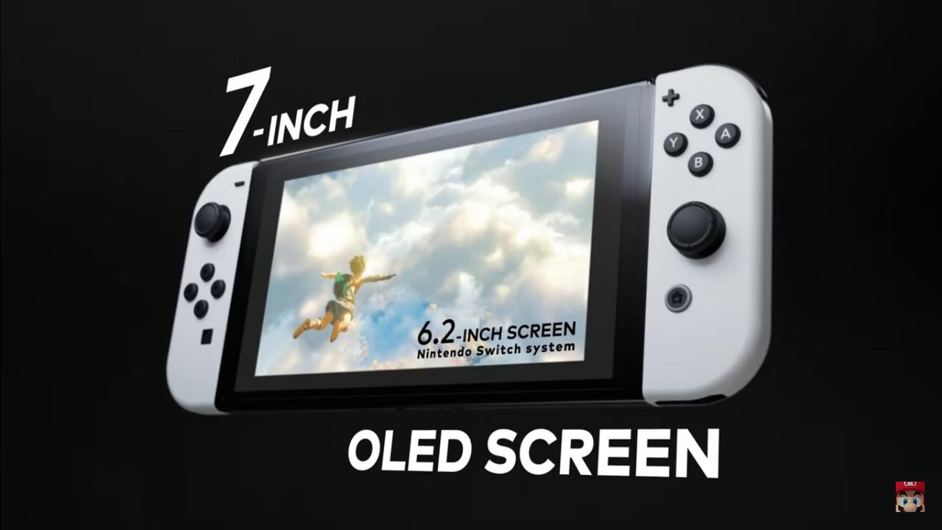 New Nintendo Switch Model Announced