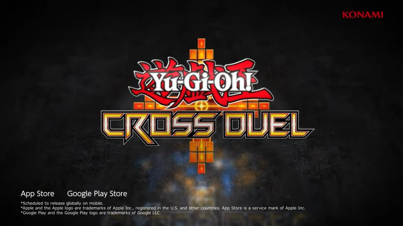 New Yu-Gi-Oh Mobile Game Cross Duel