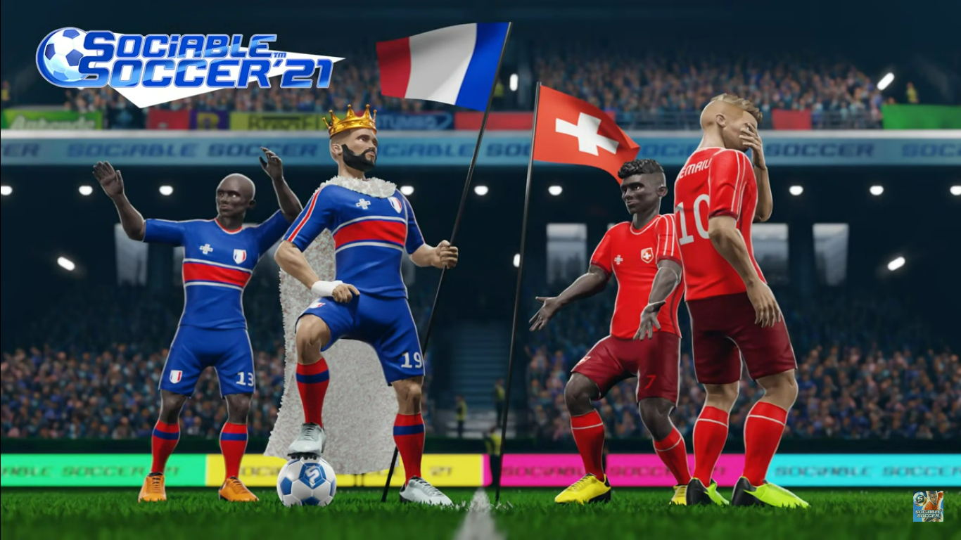 Sociable Soccer Sensibly Coming To Consoles & PC