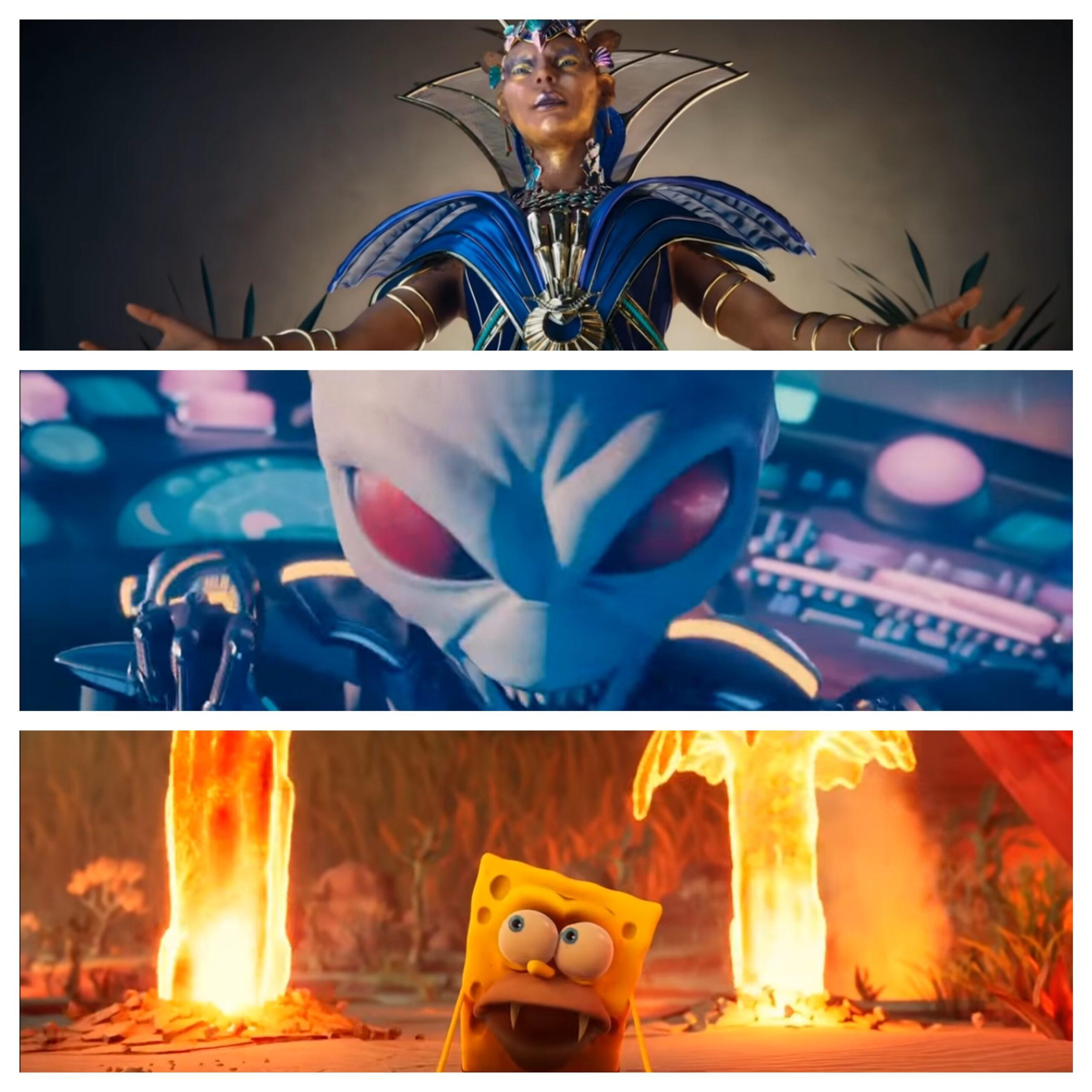 THQ Nordic New Games Including SpongeBob